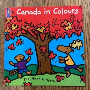 2for$10, Books- Canada In Colours